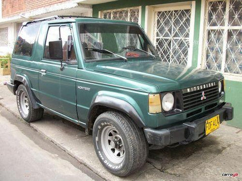 1983 Mitsubishi Montero Service Repair Workshop Manual Download