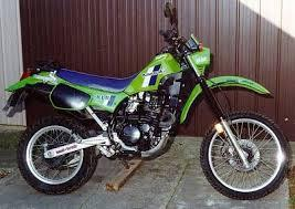 1984 Kawasaki KLR600 (KL-600-A1) Service Repair Manual INSTANT DOWNLOAD