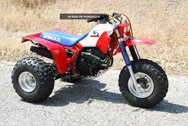 1985-1986 HONDA ATC350X ATV REPAIR MANUAL