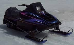 1985-1995 POLARIS SNOWMOBILE REPAIR MANUAL