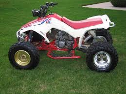 1986-1989 HONDA TRX250R ATV REPAIR MANUAL