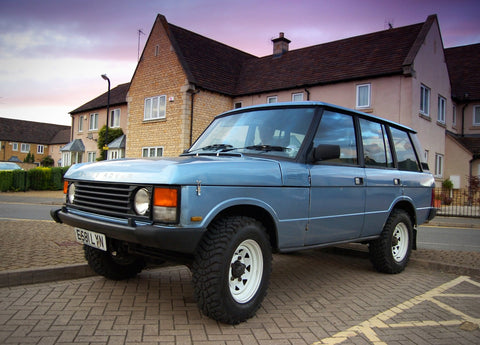 1987-1991 Range Rover Classic Service Repair Workshop Manual Download