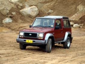 1987-1992 Daihatsu Feroza F300 Service Repair Workshop Manual DOWNLOAD