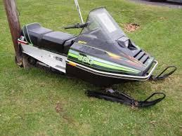 1987 ARCTIC CAT JAG PANTHER SUPER JAG SNOWMOBILE MANUAL