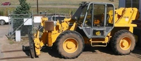 1987 Jcb loadall 505-22 Service Repair Manual