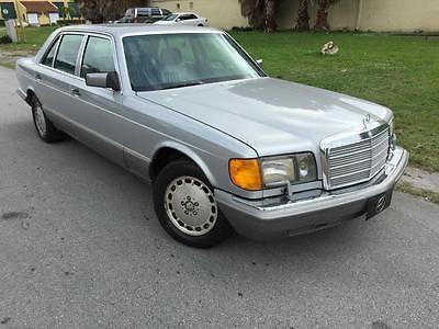 1987 MERCEDES BENZ 300SD Owner Manuals