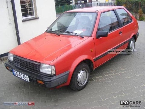 1987 NISSAN MICRA SERVICE REPAIR MANUAL DOWNLOAD