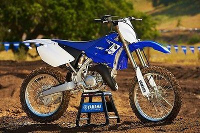 1987 YAMAHA YZ125 2-STROKE MOTORCYCLE REPAIR MANUAL