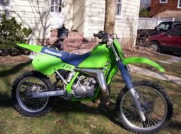 1988-1989 Kawasaki KX125 KX250 KX500 2-Stroke Motorcycle Repair Manual Download PDF