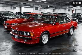 1988 BMW 635csi M6 Electrical Troubleshooting Manual ETM