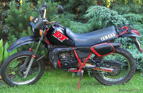1988 YAMAHA DT125R SERVICE REPAIR MANUAL DOWNLOAD!!!