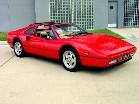 1989 FERRARI 328 OWNERS SERVICE REPAIR MANUAL ( USA VERSION)