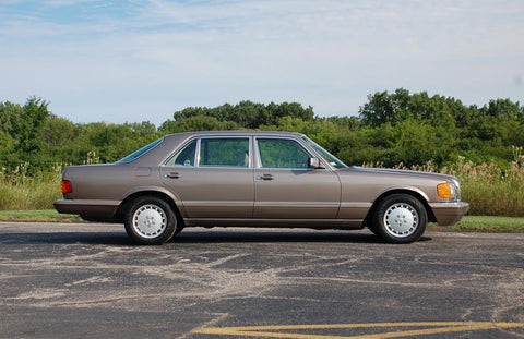 1989 MERCEDES BENZ 560SEL REPAIR MANUAL