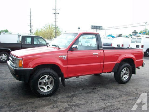 1990 MAZDA B2600i PICKUP REPAIR MANUAL