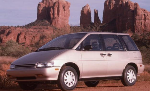 1990 Nissan Axxess (M11 Series) Workshop Repair Service Manual BEST DOWNLOAD