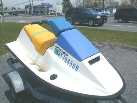 1990 SeaDoo Sea-Doo Personal Watercraft Service Repair Workshop Manual DOWNLOAD