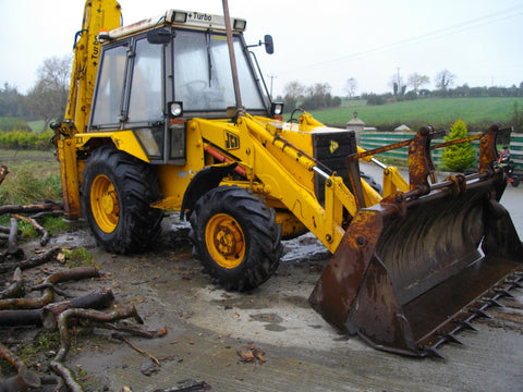 1991 JCB 3cx Site Master Parts Manual