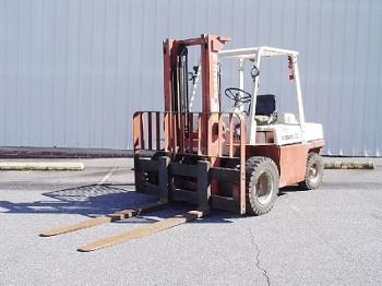 1991 Forklift UGF03A40V Service Repair Manual