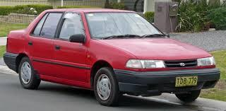 1991 Hyundai Excel Service Repair Workshop Manual Download