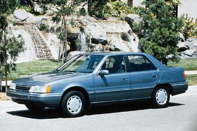 1991 Hyundai Sonata V6 Service Repair Manual Download