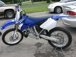 1991 YAMAHA YZ250 2-STROKE MOTORCYCLE REPAIR MANUAL
