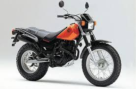 1991 Yamaha TW200 Combination manual for model years 2001 ~ 2012