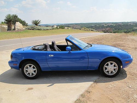 1991 mazda miata Service Repair Workshop Manual Download