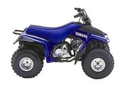 1992-2008 YAMAHA YFM80 BADGER GRIZZLY RAPTOR REPAIR MANUAL