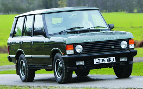 1992 - 2003 RANGE ROVER, RANGE ROVER CLASSIC Complete Service Manual