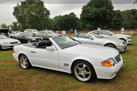 1992 MERCEDES BENZ 500SL REPAIR MANUAL