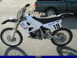 1992 YAMAHA YZ250 2-STROKE MOTORCYCLE REPAIR MANUAL