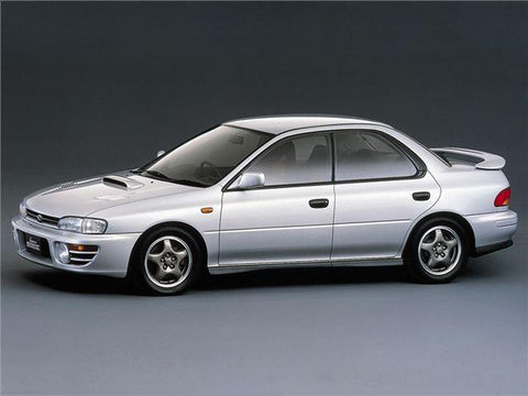 1993-1996 Subaru Impreza Service Repair Manual INSTANT DOWNLOAD
