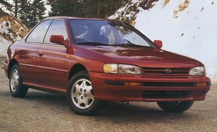 1993-1996 Subaru Impreza WRX Service Repair Workshop Manual Download (1993 1994 1995 1996)