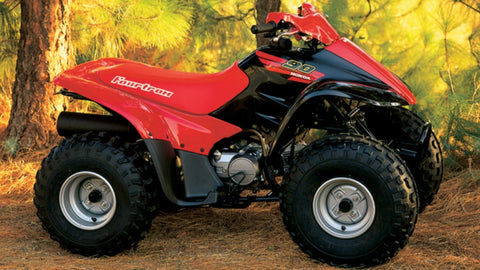 1993-2005 HONDA TRX90 FOURTRAX ATV REPAIR MANUAL