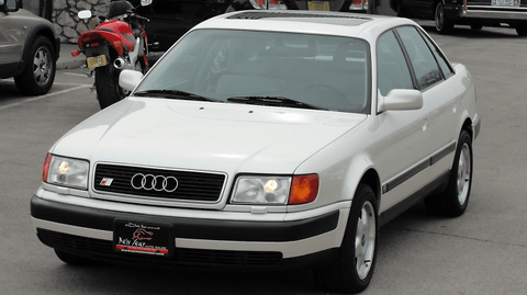 1993 AUDI S4 Quattro SERVICE AND REPAIR MANUAL