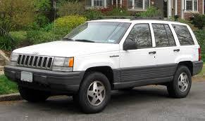 1993 Jeep Grand Cherokee ZJ Service Repair Manual INSTANT DOWNLOAD