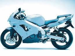 1994-1998 Kawasaki ZX-9R Ninja Service & Repair Manual