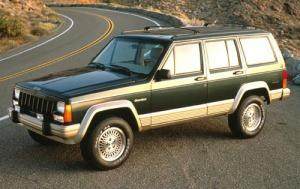 1994 Jeep Cherokee XJ Service Repair Manual INSTANT DOWNLOAD