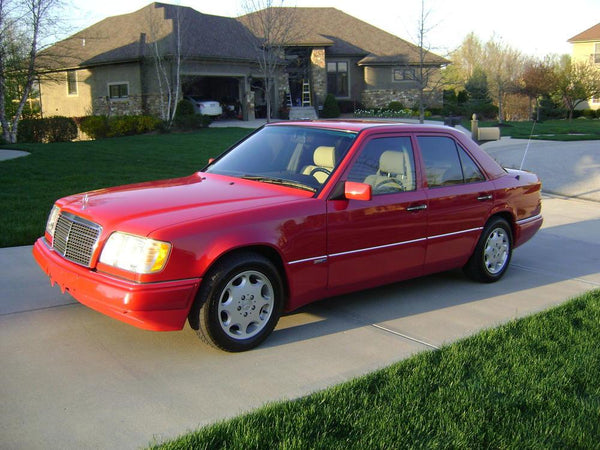 1994 mercedes benz e320 repair manual best manuals for Mercedes benz e320 service manual