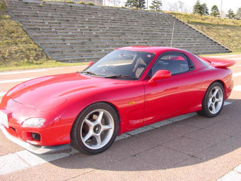 1994 Mazda RX7 Service Repair Workshop Manual Instant Download