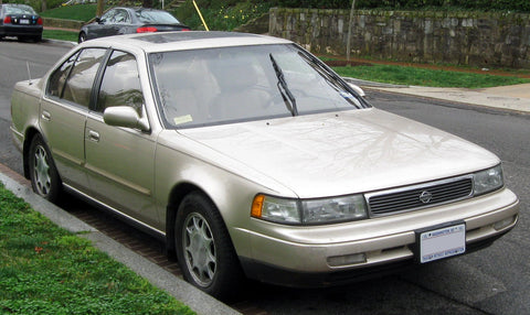 1994 Nissan Maxima Service Repair Workshop Manual INSTANT DOWNLOAD
