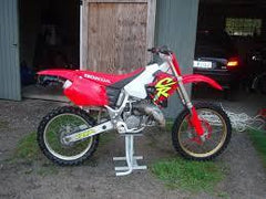 1995-2007 HONDA CR80 CR85 2-STROKE MOTORCYCLE REPAIR MANUAL on