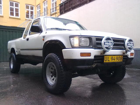 1995 HILUX LN67R-MDN Owner MANUAL