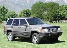 1995 JEEP GRAND CHEROKEE XJ  YJ WORKSHOP SERVICE REPAIR MAN