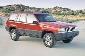 1995 Jeep Grand Cherokee ZJ Service Repair Workshop Manual Download