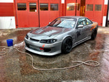 1995 NISSAN 200SX / S14 SILVIA SERVICE REPAIR MANUAL DOWNLOAD!!!