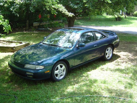 1995 Nissan 240SX Service Repair Workshop Manual INSTANT DOWNLOAD