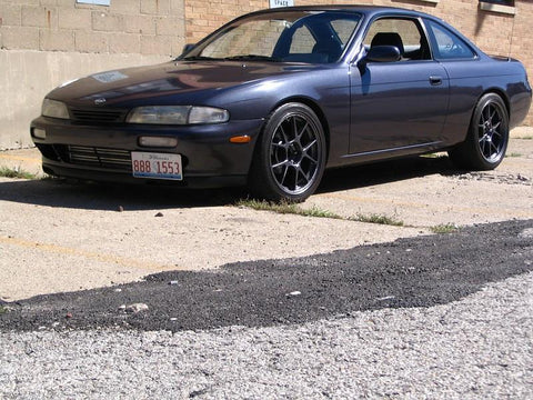 1995 Nissan 240SX S14 Series Workshop Repair Service Manual