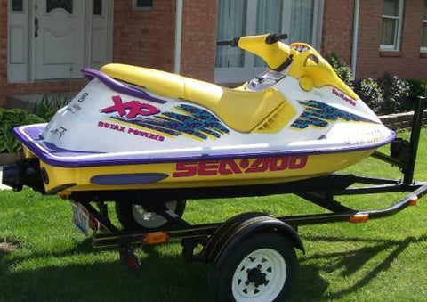 1995 SeaDoo Sea-Doo Personal Watercraft Service Repair Workshop Manual DOWNLOAD