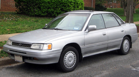 1995 Subaru Legacy Service Repair Manual INSTANT DOWNLOAD